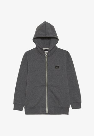 ALL DAY ZIP BOY - Mikina na zip - navy