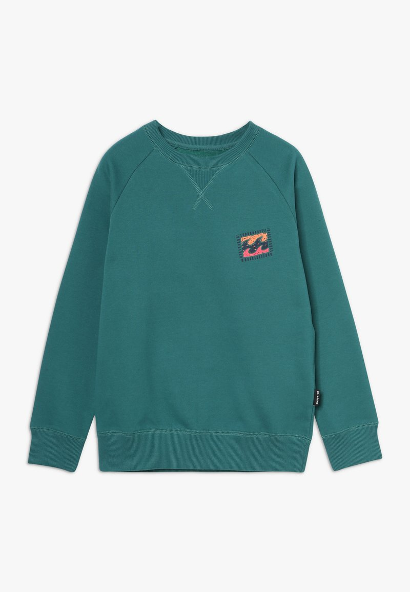 Billabong - ICONIC BOY - Sudadera - emerald