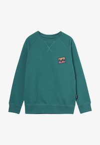 Billabong - ICONIC BOY - Sudadera - emerald - 2