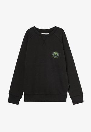 ICONIC BOY - Sweatshirt - black