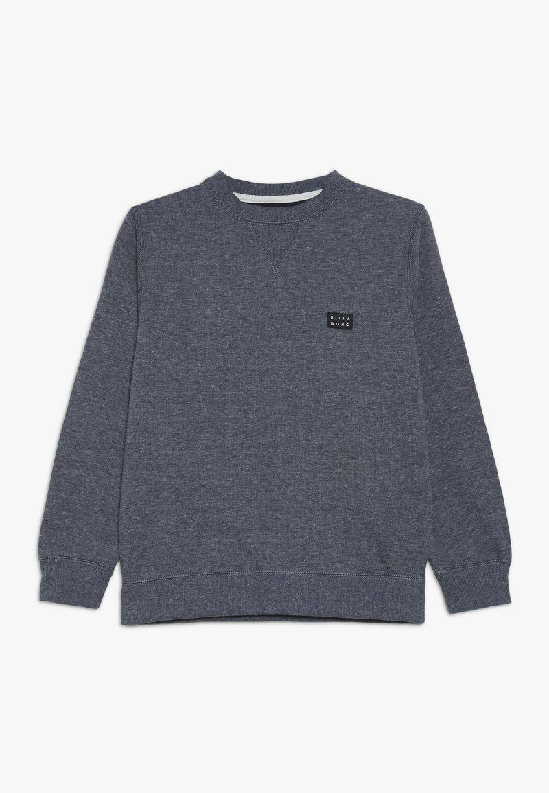 Billabong - ALL DAY CREW BOY - Sweatshirt - navy