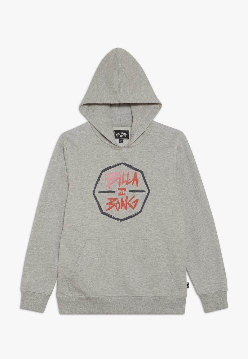 Billabong - OCTO HOOD BOY - Hoodie - grey heather