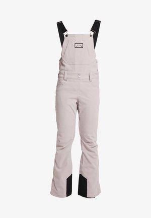 RIVA - Zimní kalhoty - mauve