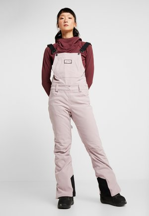 RIVA - Snow pants - mauve