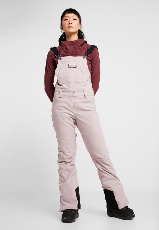 RIVA - Pantaloni da neve - mauve