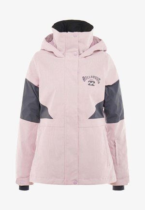 SAY WHAT - Snowboard jacket - light pink
