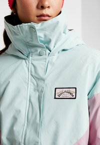 Billabong - SAY WHAT - Snowboard jacket - blue haze - 8