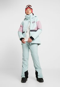 Billabong - SAY WHAT - Snowboard jacket - blue haze - 1