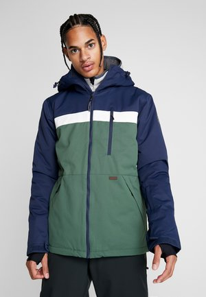 ALL DAY - Snowboard jacket - forrest