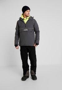 Billabong - STALEFISH ANORAK - Snowboard jacket - iron - 1