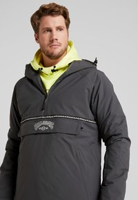 Billabong - STALEFISH ANORAK - Snowboard jacket - iron - 3