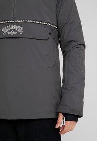 Billabong - STALEFISH ANORAK - Snowboard jacket - iron - 5