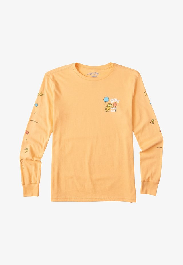 LORAX - Long sleeved top - cantaloupe