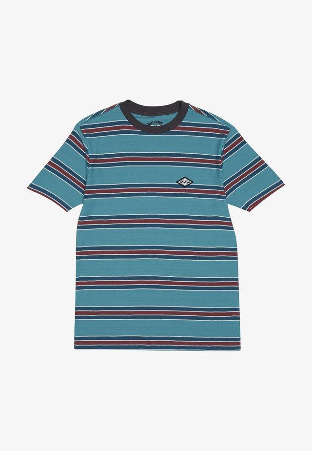 DIE CUT  - T-shirt imprimé - harbor
