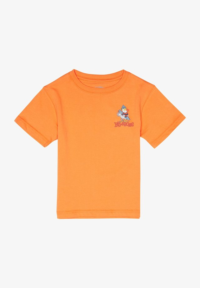 T-shirt imprimé - sunset