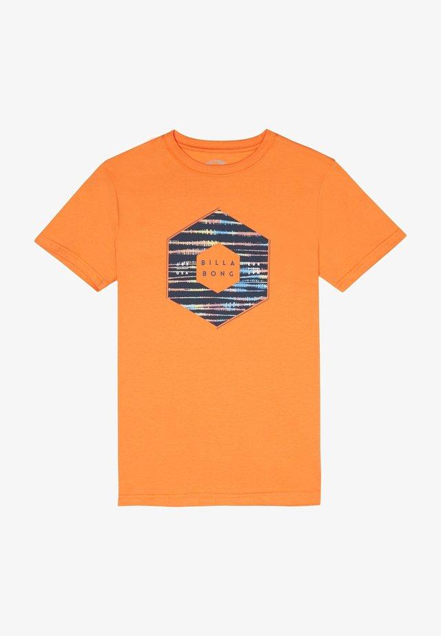 X CESS - T-Shirt print - sunset