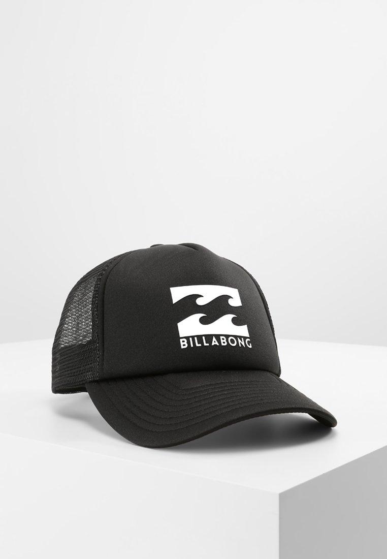 Billabong - PODIUM TRUCKER - Caps - black/white