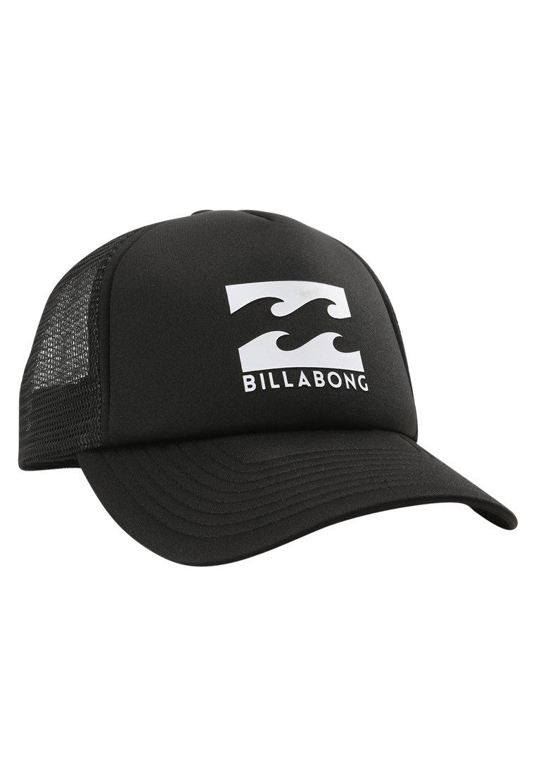 Billabong PODIUM TRUCKER - Cappellino - black/white RuTWph5o