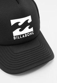 Billabong - PODIUM TRUCKER - Gorra - black/white - 4