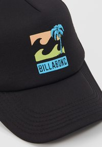 Billabong - TRUCKER BOY - Kšiltovka - black - 2