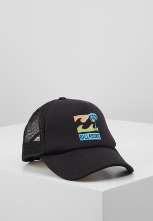 TRUCKER BOY - Gorra - black