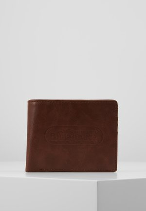 Wallet - chocolate
