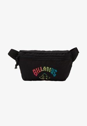 CACHE BUM BAG - Bæltetasker - black neon
