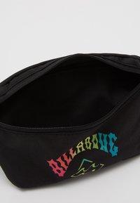 Billabong - CACHE BUM BAG - Riñonera - black neon - 4