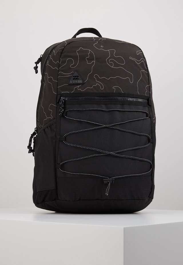 AXIS DAY PACK - Rugzak - black