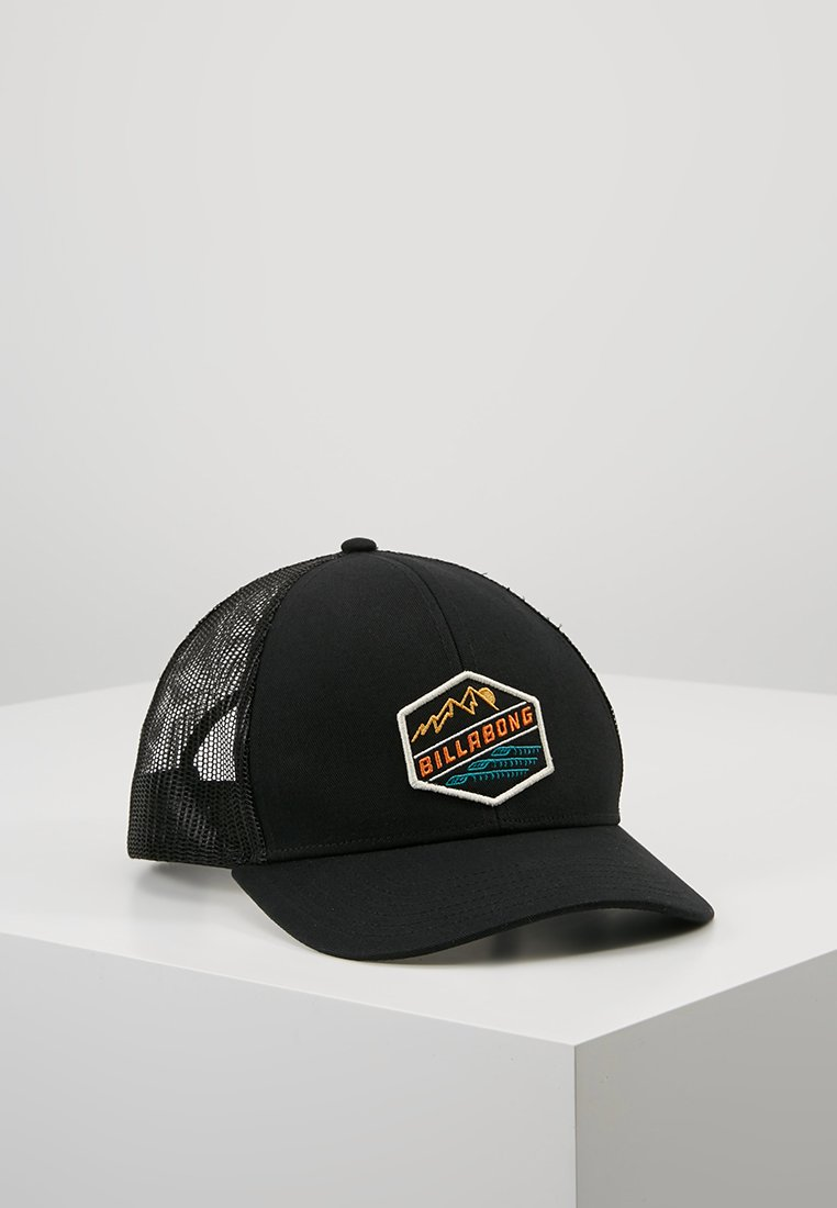 Billabong - WALLED ADIV TRUCKER - Cap - black