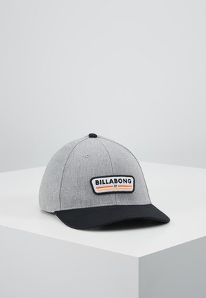 WALLED SNAPBACK - Caps - grey/black