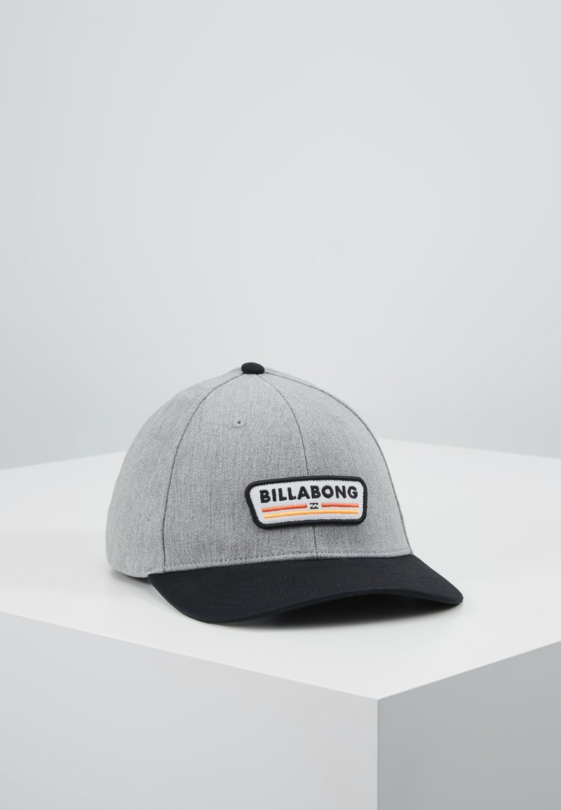 Billabong - WALLED SNAPBACK - Caps - grey/black