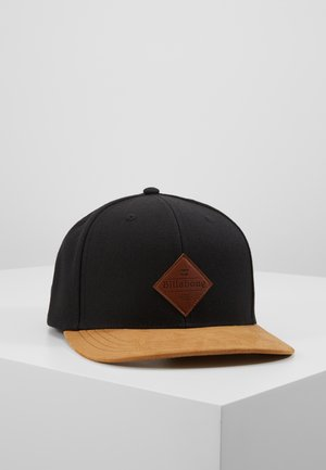 MIXED SNAPBACK - Cappellino - black