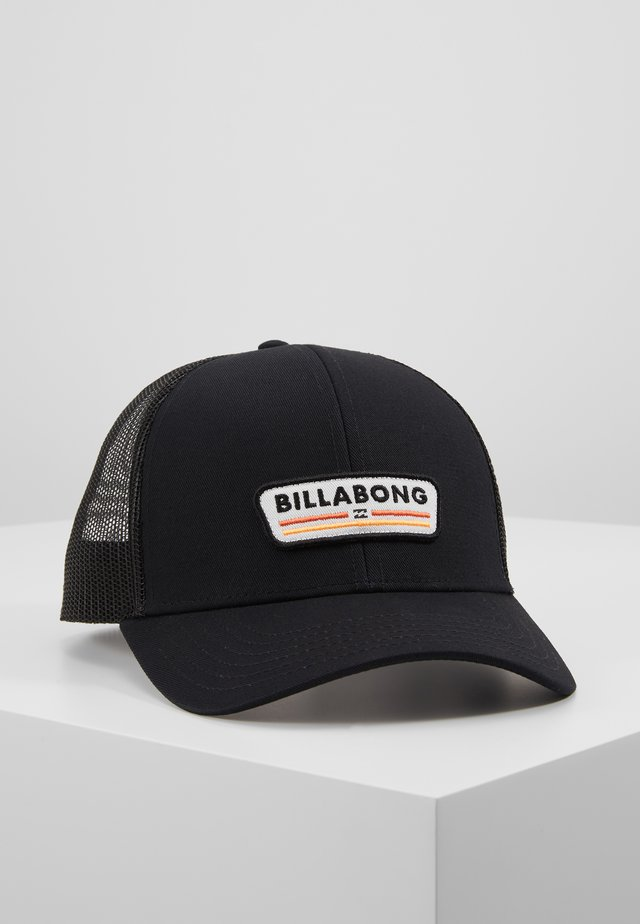 WALLED TRUCKER - Caps - black