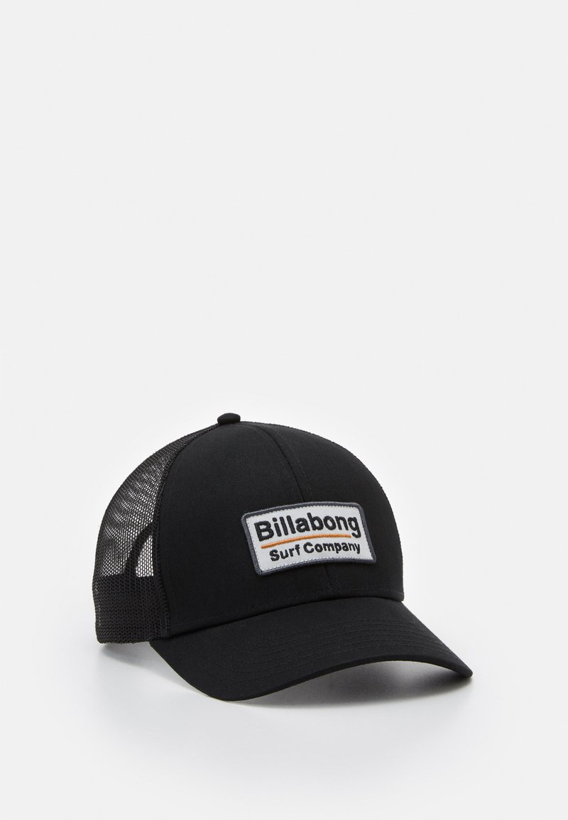 Billabong - WALLED TRUCKER - Cap - black
