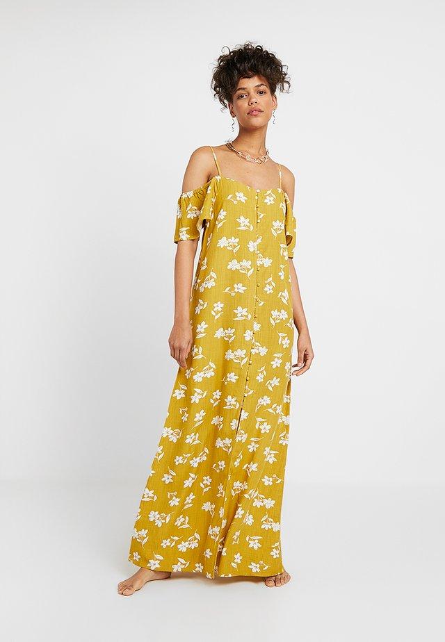 SINCERELYJULES SHOULDER SWAY DRESS - Accessorio da spiaggia - citrus