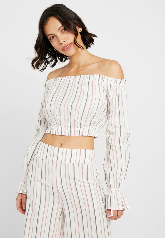 SINCERELYJULES TULUM WEATHER WOVEN - Pyjamasoverdel - multi