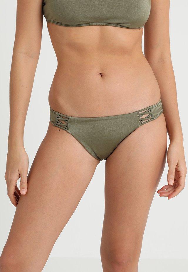 SOL SEARCHER TROPIC - Bikini pezzo sotto - sage