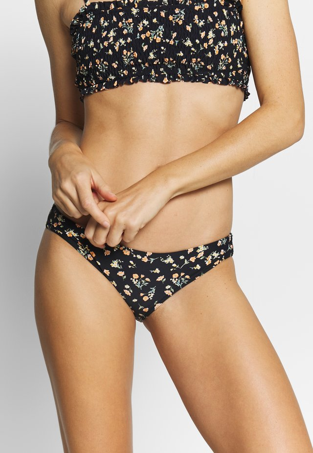 SWEET SIDE BIARRITZ - Bikinibukser - black pebble