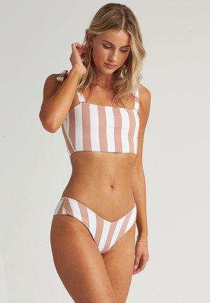 SHADY SANDS FIJI - Bikini bottoms - khaki sand