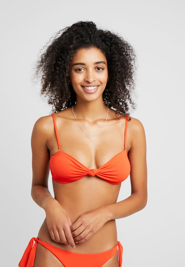 S.S KNOTTED BANDEAU - Bikini-Top - samba