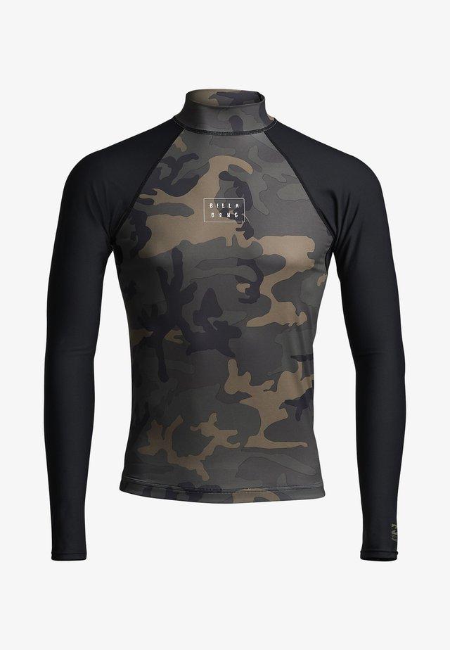 LANGÄRMELIGES LYCRA MIT UPF - T-shirt de surf - camo