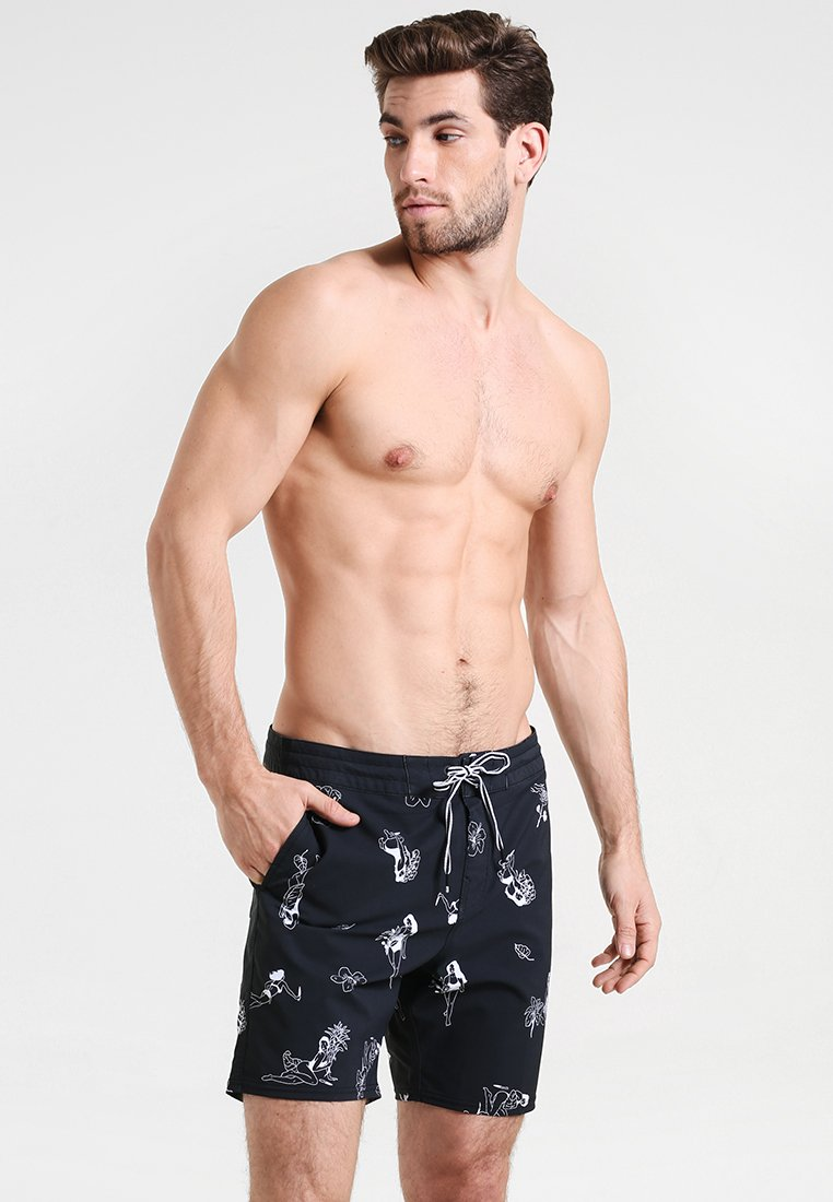 Billabong - SEAN MORRIS  - Zwemshorts - black