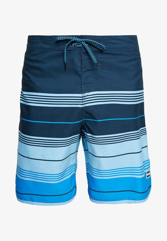 73 STRIPE  - Shorts da mare - navy