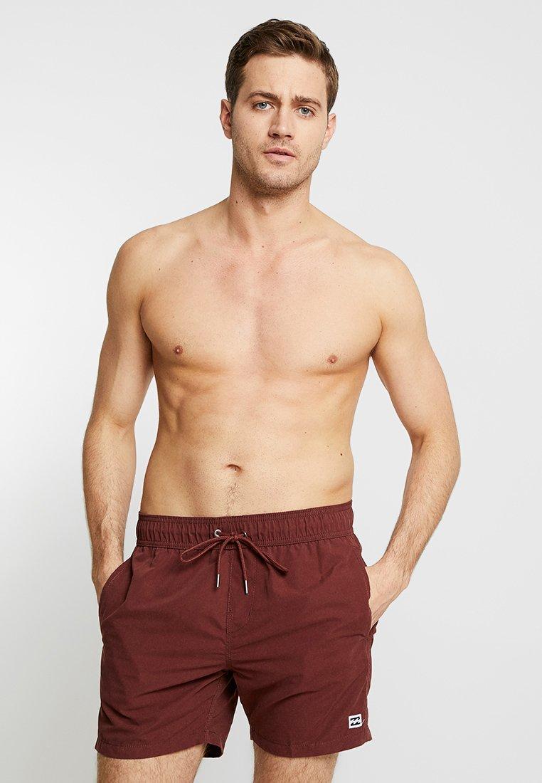 Billabong - ALL DAY - Swimming shorts - blood