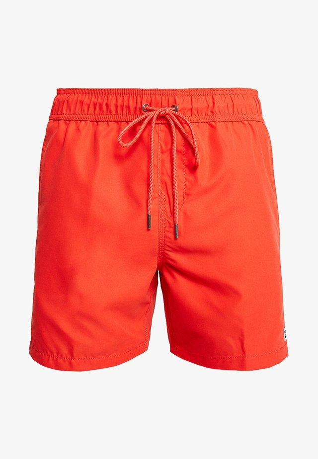 ALL DAY - Shorts da mare - red hot