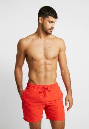 Shorts da mare - red hot