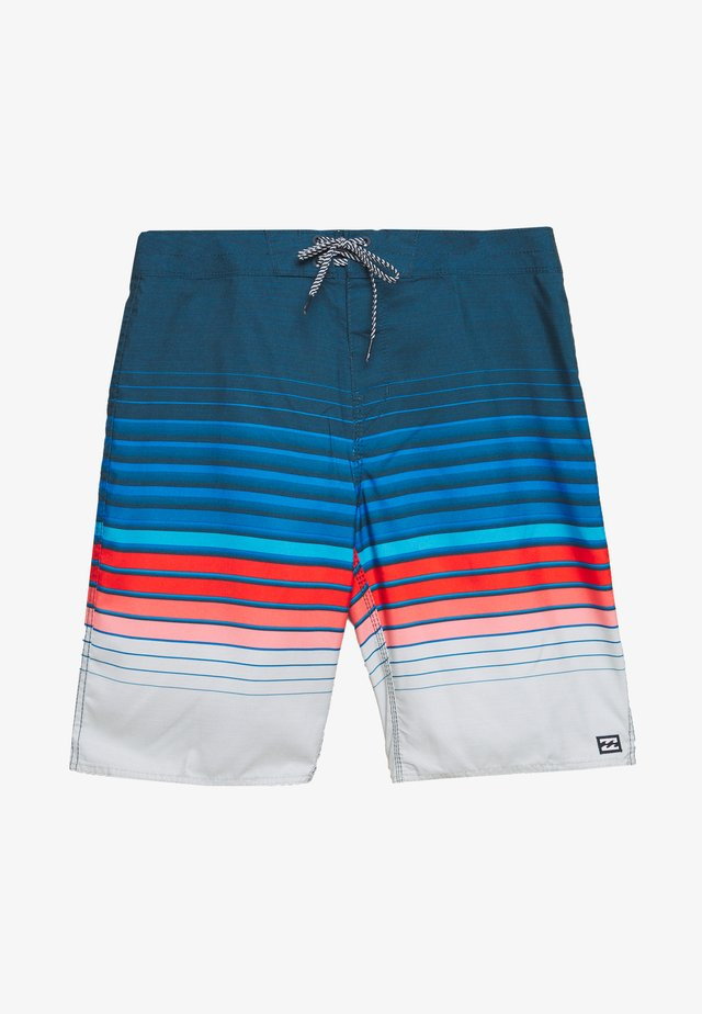 ALL DAY STRIPE  - Bañador - navy