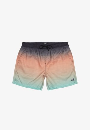 ALL DAY FADED - Short de bain - mint