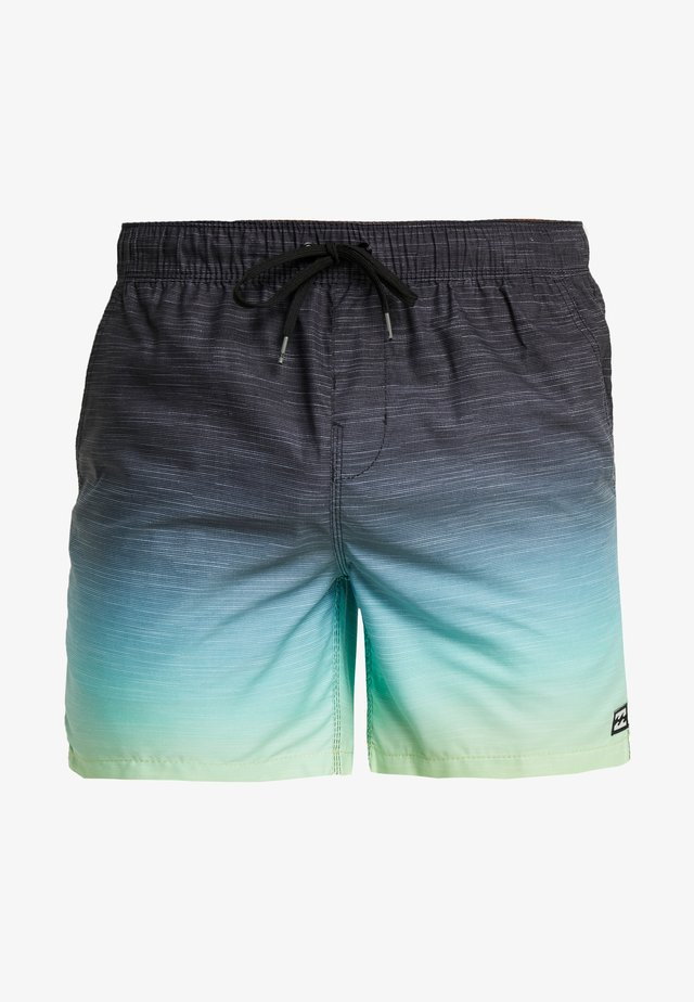 ALL DAY FADED - Swimming shorts - citrus